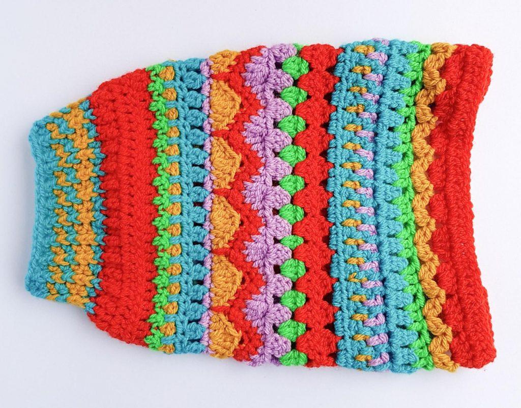 Christmas dog sweater pattern crochet