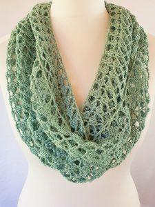 easy crochet cowl free pattern