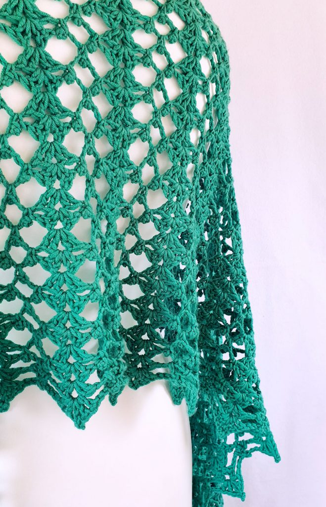 free wrap shawl crochet pattern atomic spring