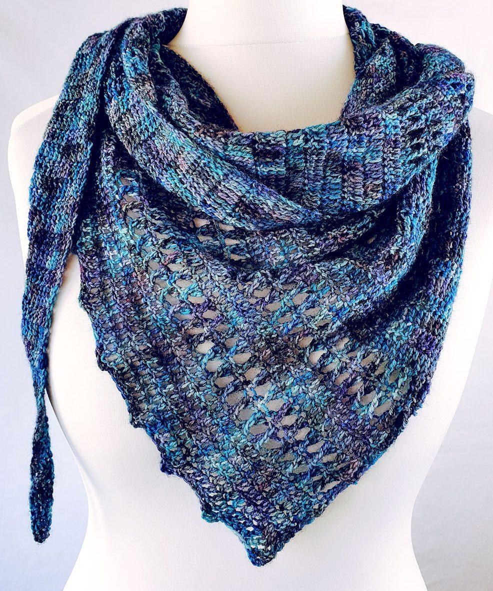 Free Crochet Shawl Pattern: Cordelia